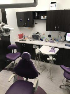Sedation room